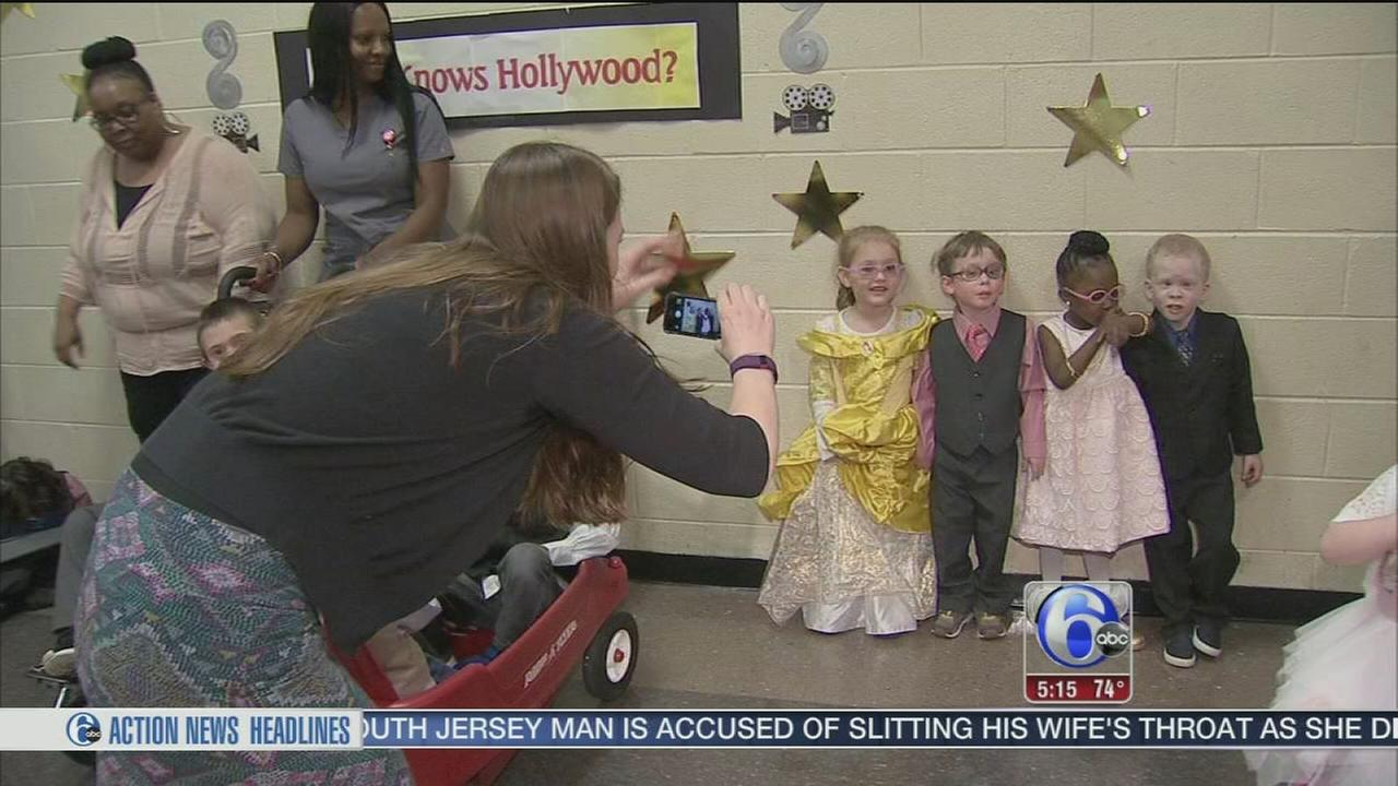 VIDEO: Preschool prom