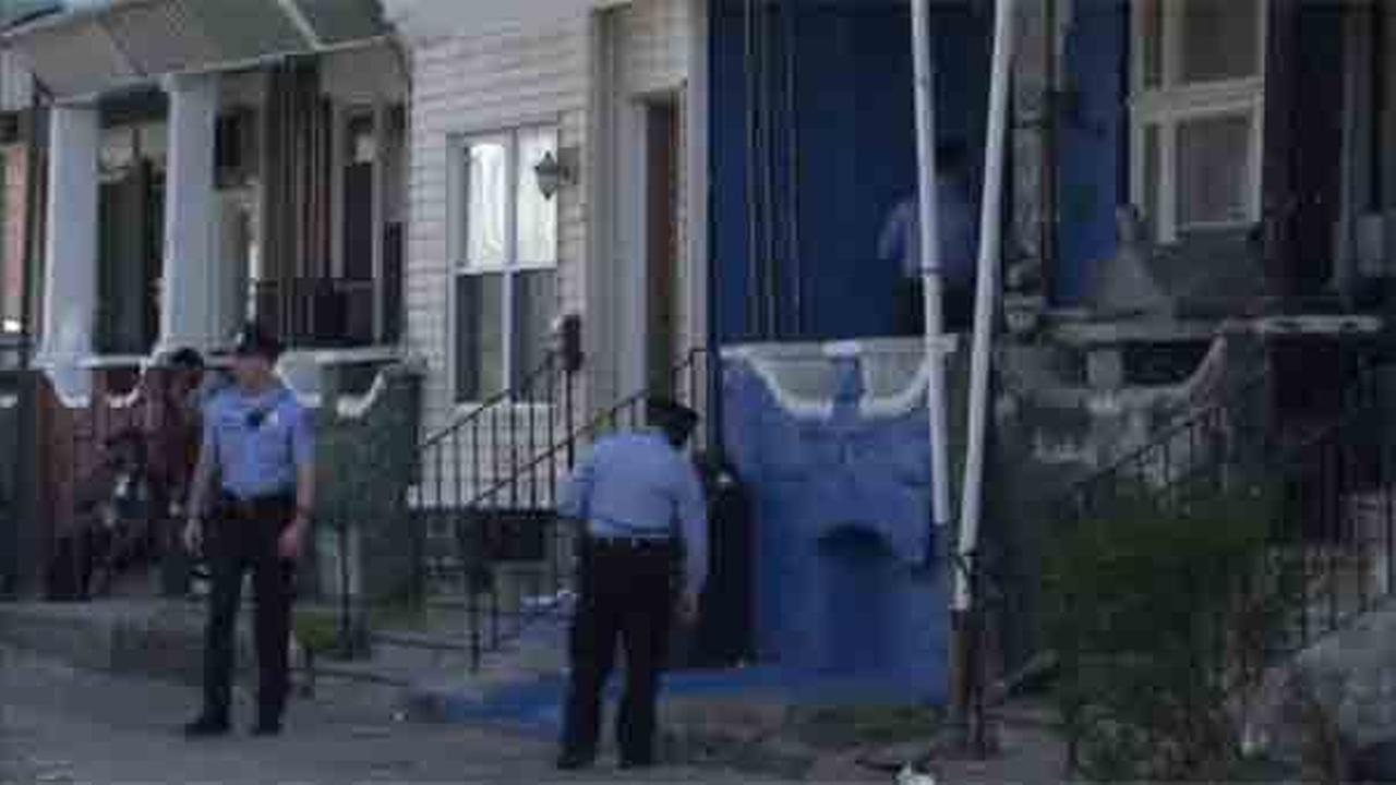 A 20-year-old man was killed in a shooting in North Philadelphia.