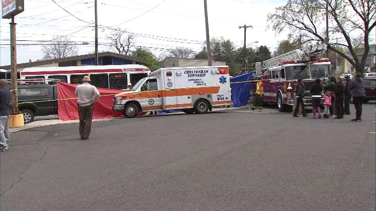 Officials are investigating a deadly accident involving a SEPTA bus in Glenside, Pennsylvania.
