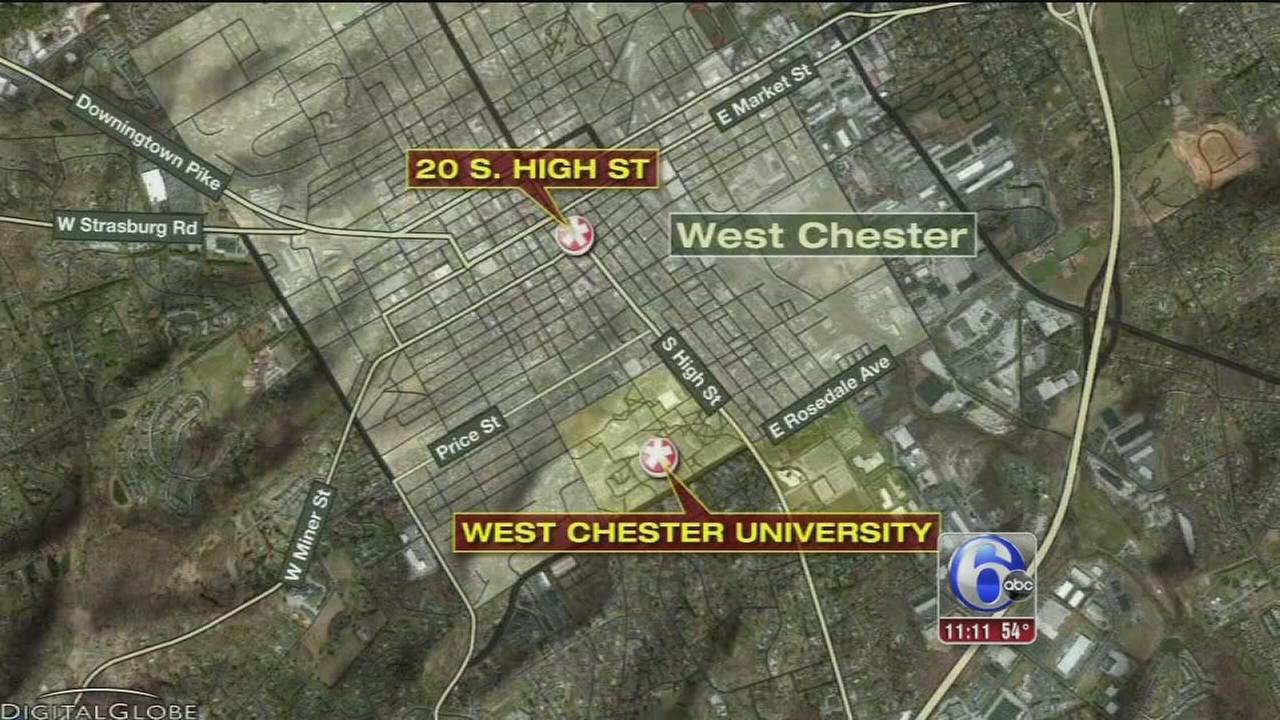 VIDEO: West Chester sex assaults