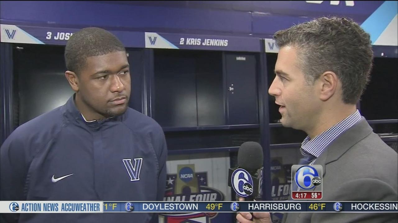 VIDEO: Novas Kris Jenkins is ready