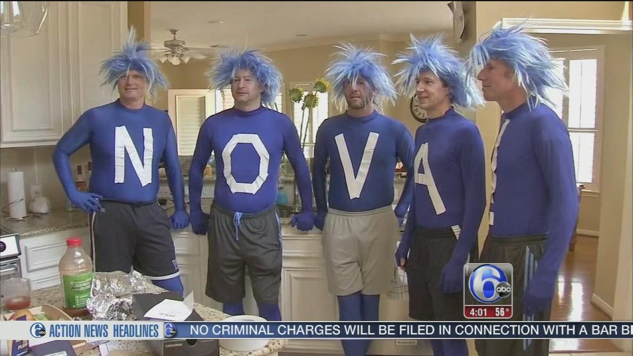 VIDEO: Nova Nation ready to roar in Houston
