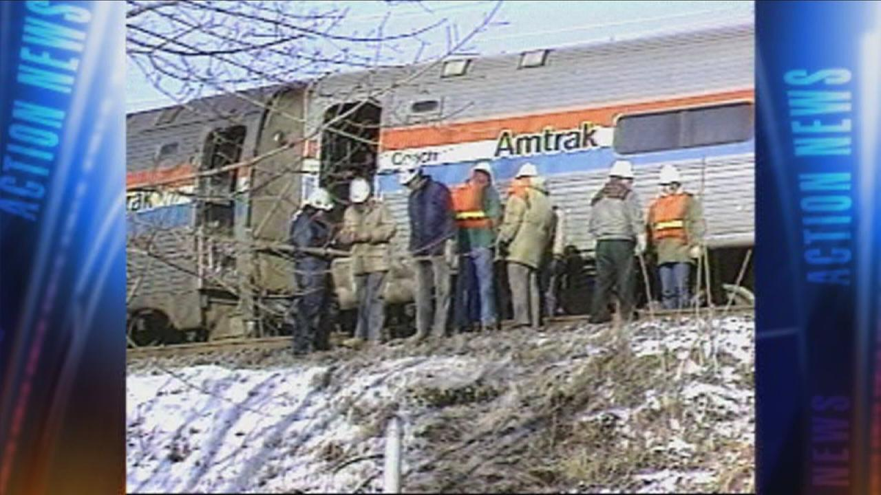 VIDEO: Report on Amtrak crash in 1988