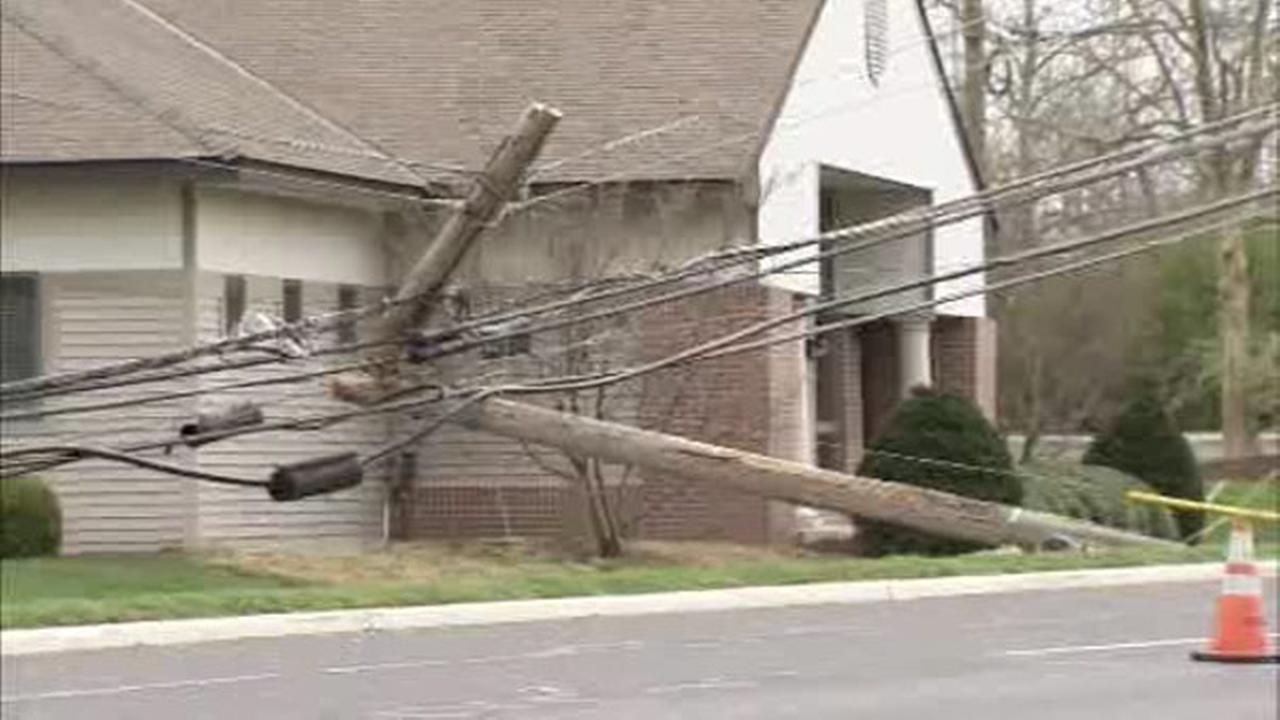 Not a tornado in Cumberland County, officials say