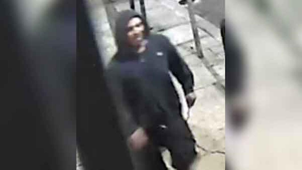 Pictured: Suspect wanted for robbing a woman at gunpoint on the 700 block of South 4th Street in Queen Village shortly before 7 a.m. on March 14, 2016.