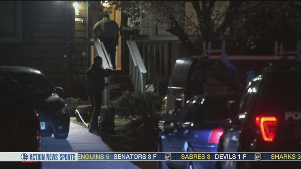 VIDEO: Police investigate Jersey Shore stabbing