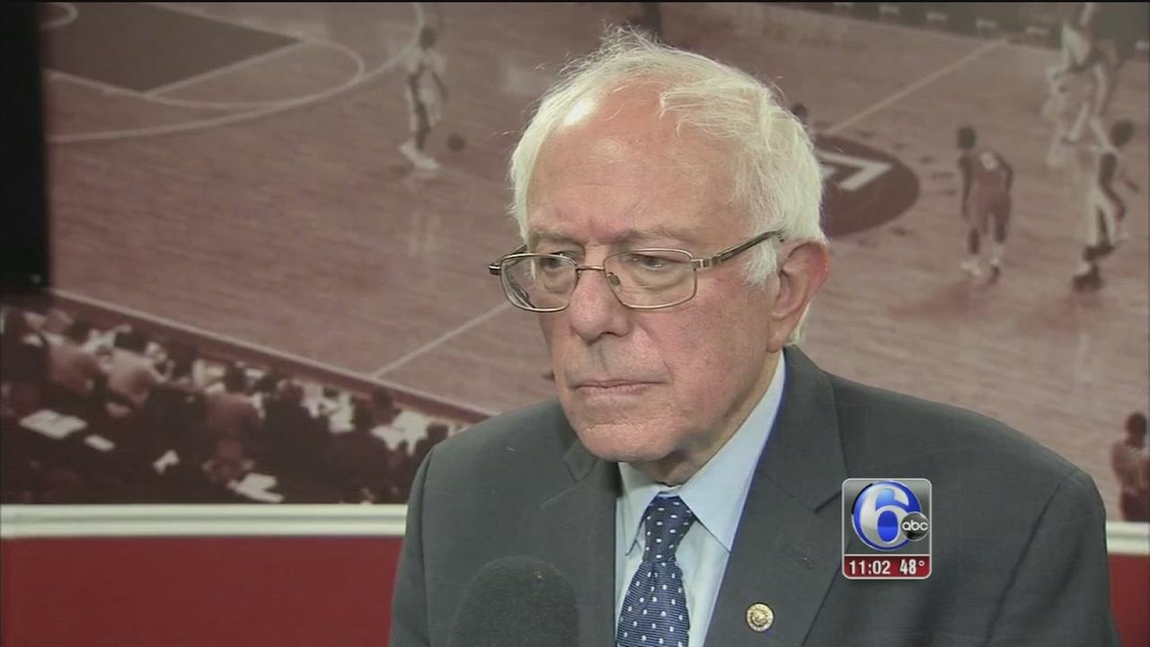 VIDEO: Sanders in Philly