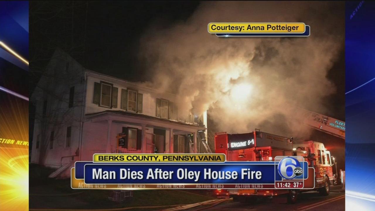 VIDEO: Fatal house fire