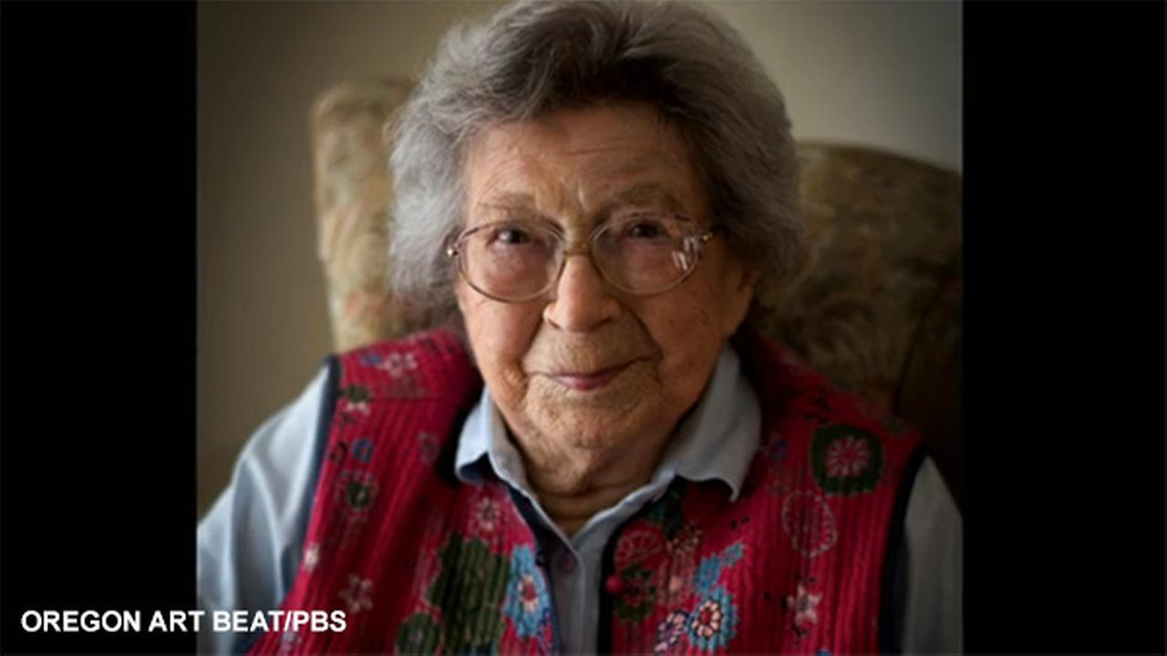 Image courtesy of Oregon Art Beat: Discovering Beverly Cleary on PBS.