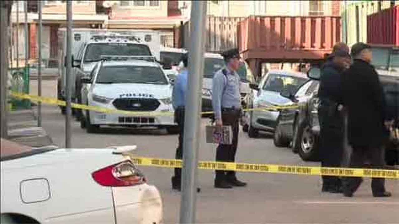 A man was shot and killed in Philadelphias Olney section.