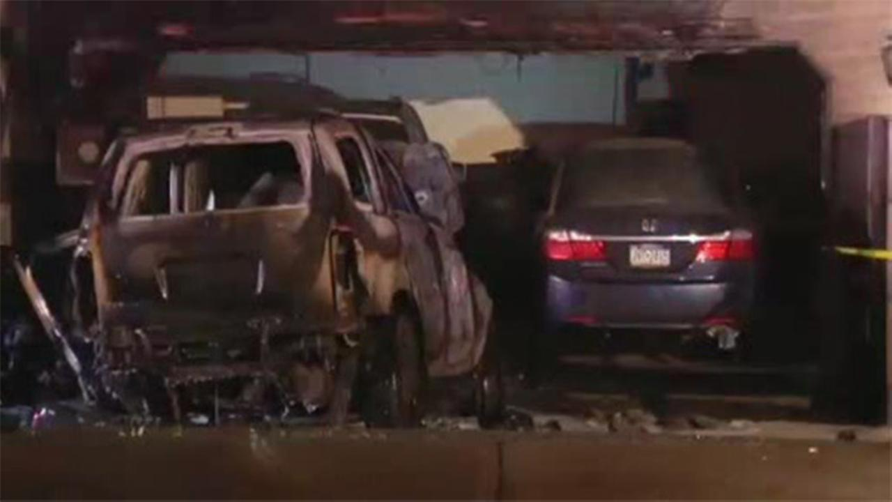 Car Catches Garage On Fire In Rochester: Car Catches Fire After Crash, Spreads To Home In Lehigh Co
