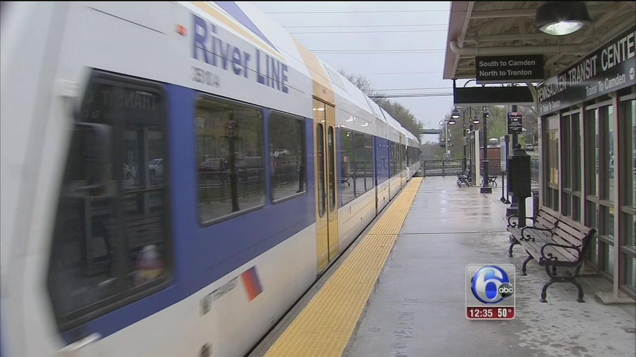 VIDEO: New surveillance on NJT trains