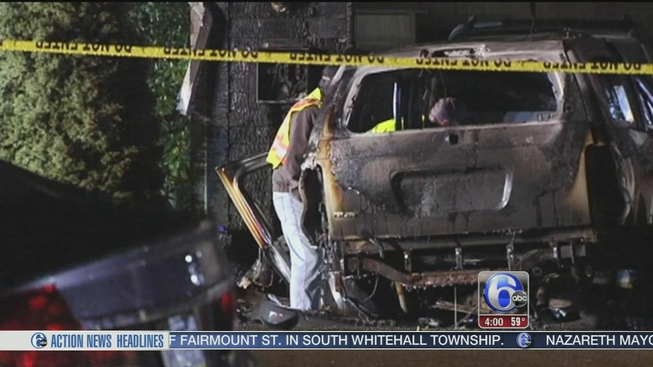 VIDEO: Victim identified in deadly crash in South Whitehall Twp.