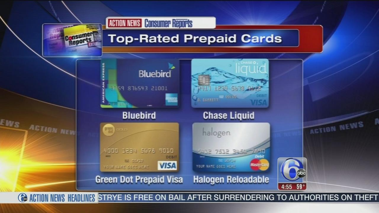 VIDEO: Top-rated prepaid cards