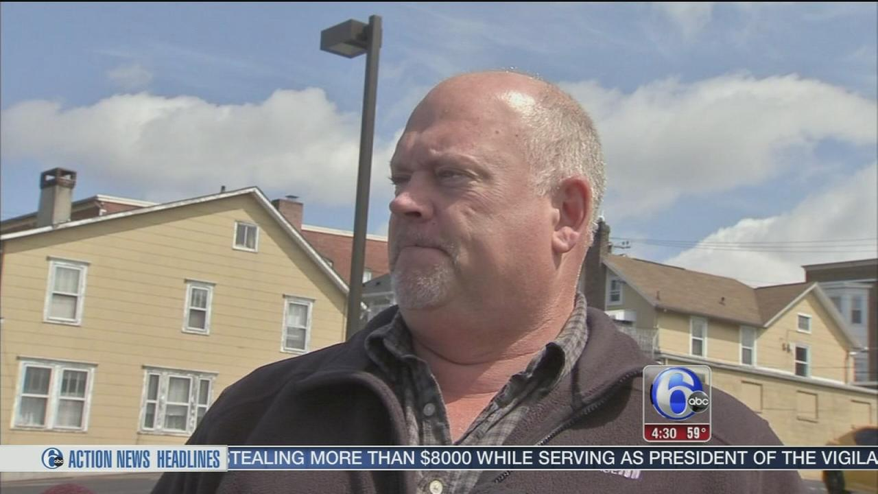VIDEO: Pa. mayor accused of stealing from fire company