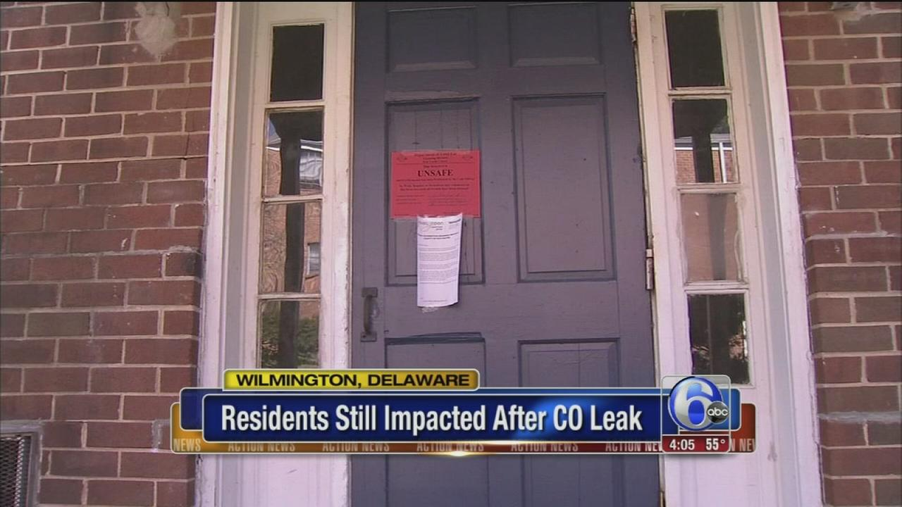 VIDEO: Residents still impacted after CO leak