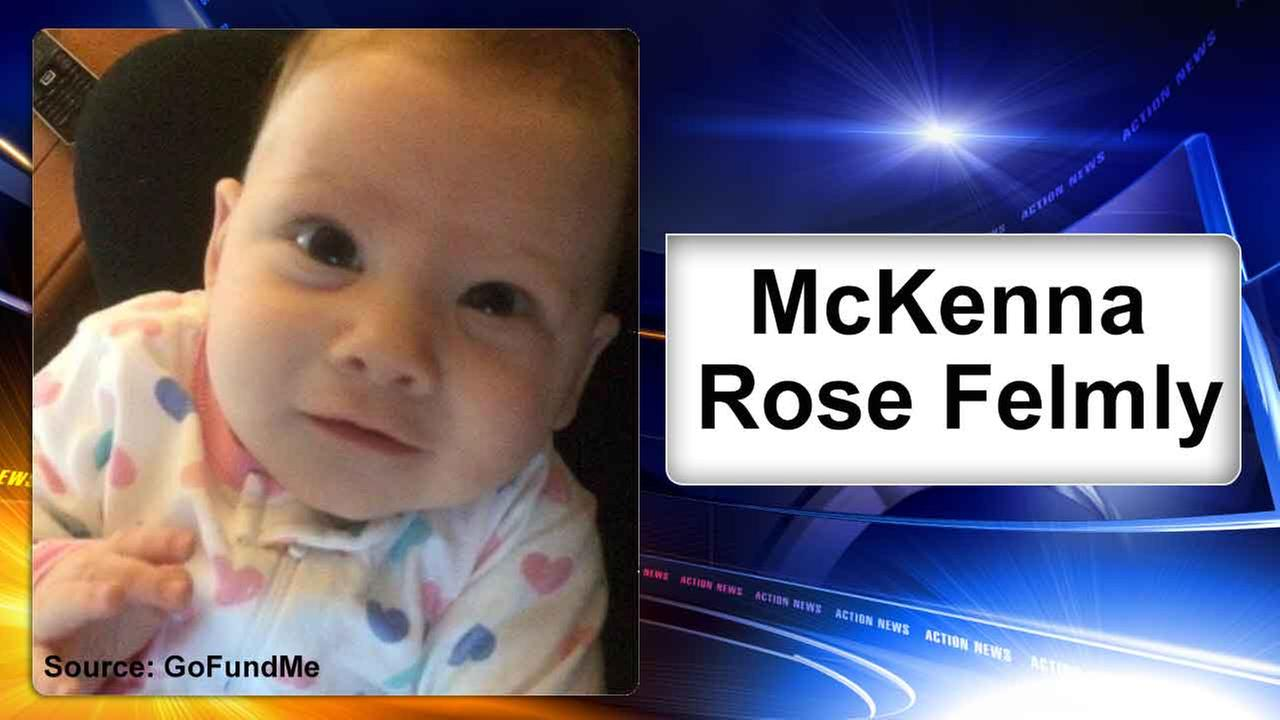 Infant dies on first day at Pennsylvania day care