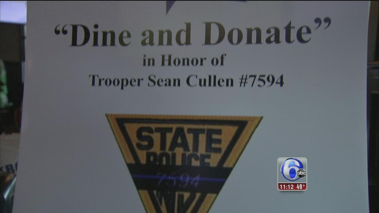 VIDEO: Cullen fundraiser