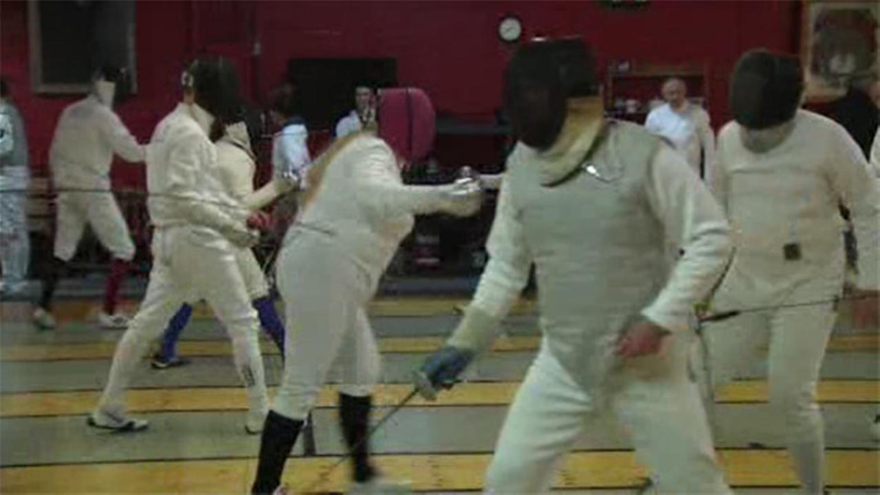 Art of Aging: Senior fencing champion