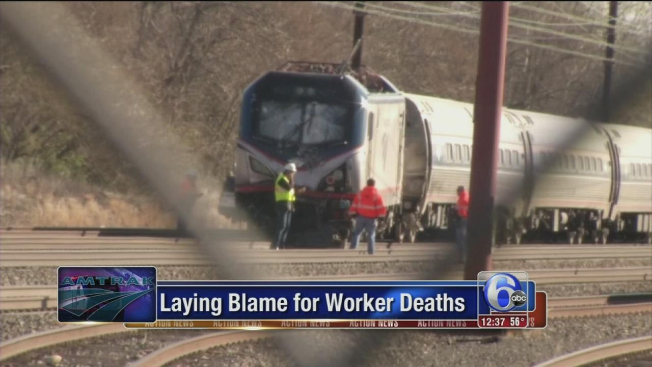 VIDEO: Unions blame corporate changes at Amtrak for worker deaths