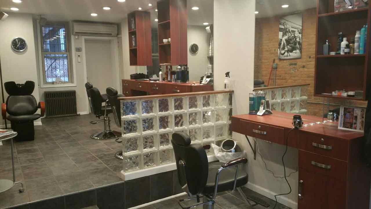 Nic Grooming in Center City Philadelphia. Nick Berardi