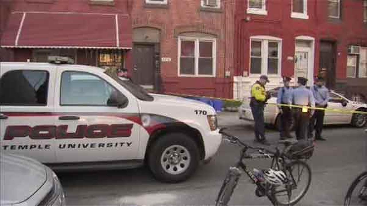 A man is critical after a shooting in North Philadelphia.