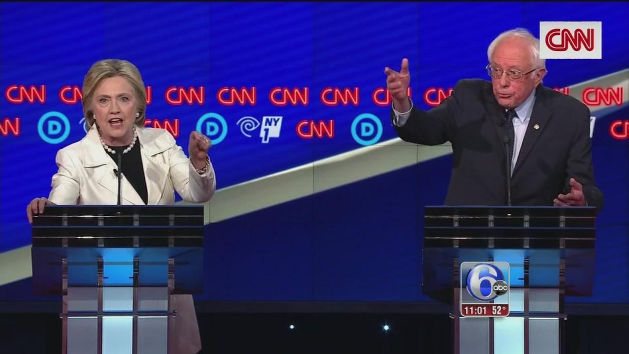 VIDEO: Dem debate