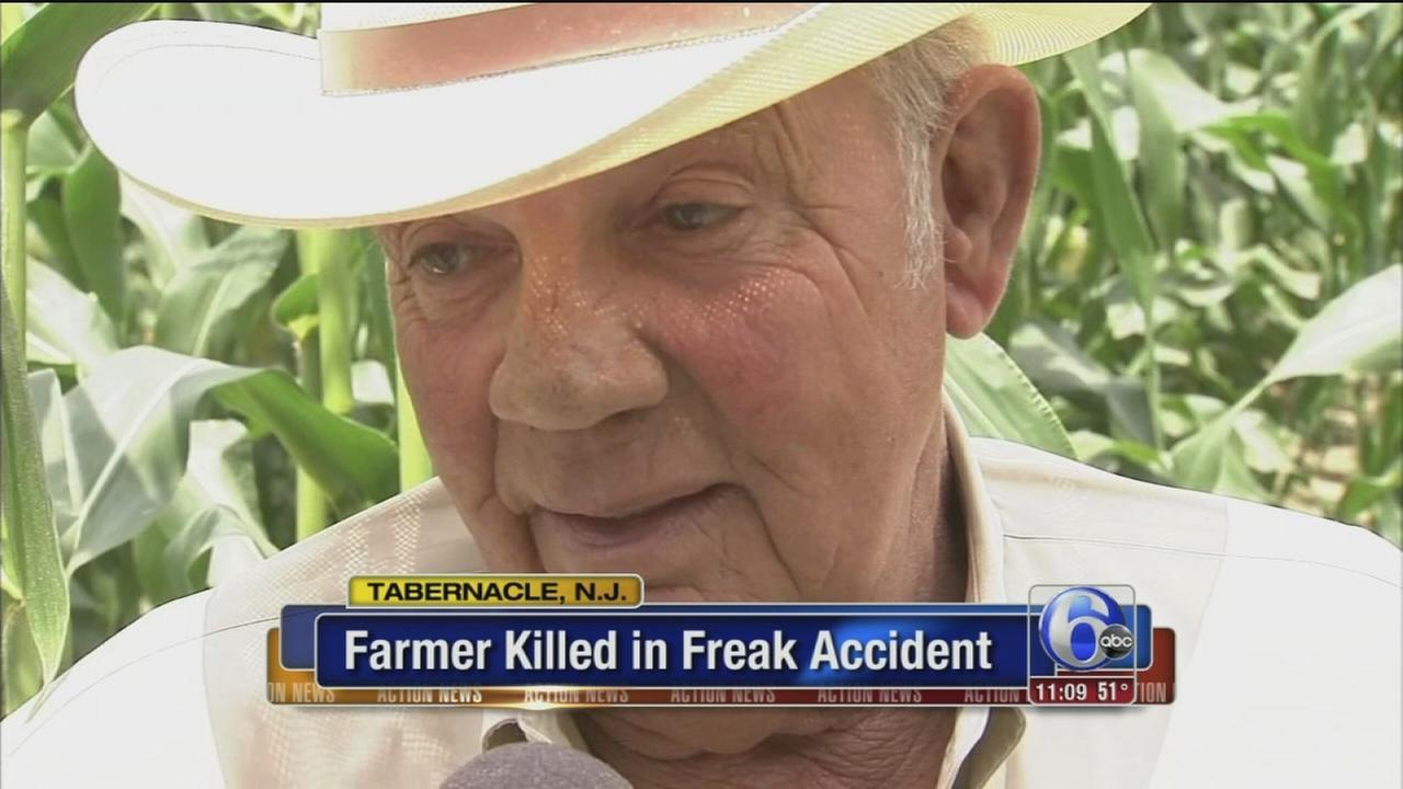 VIDEO: Farm ax