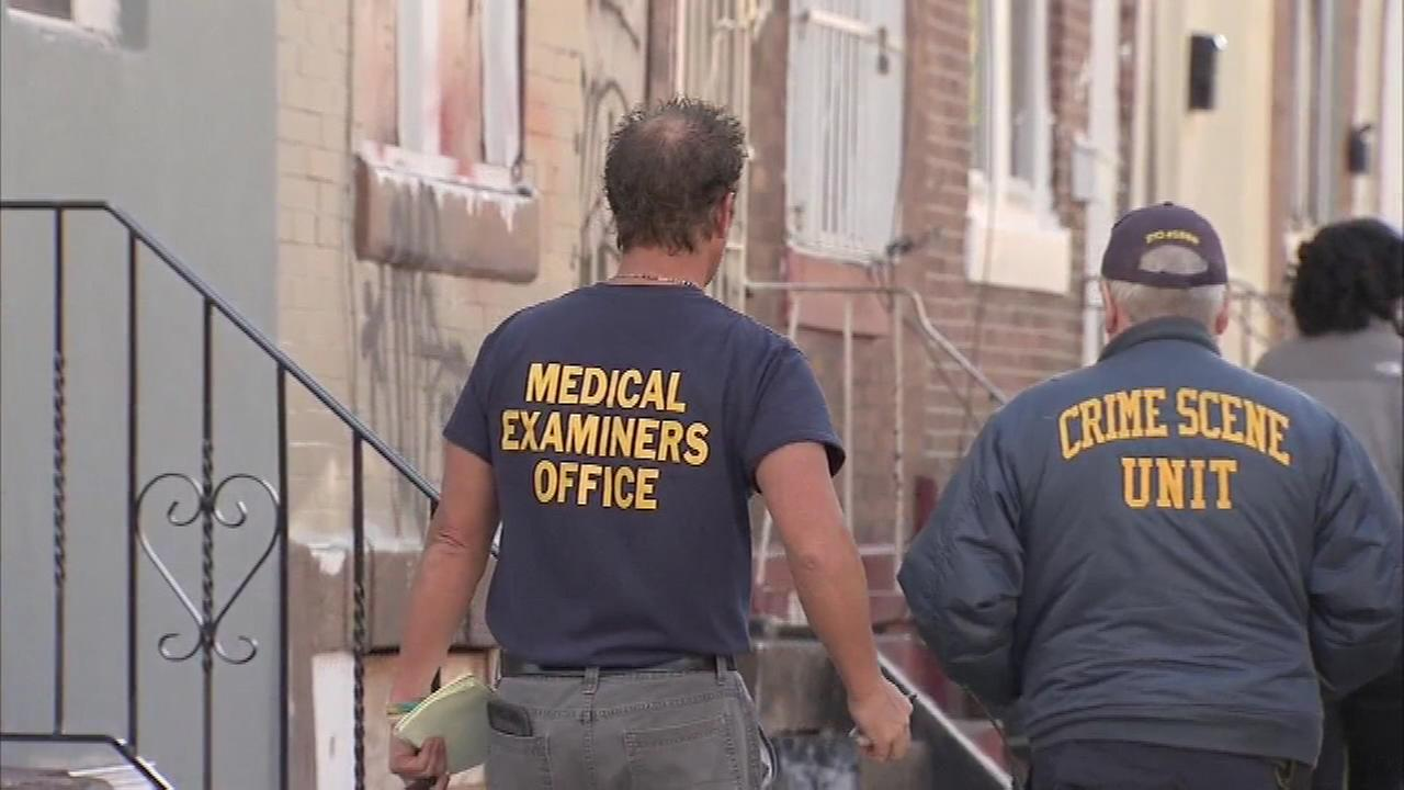 A 4-year-old girl was shot and killed inside a home in Philadelphias Kensington section.