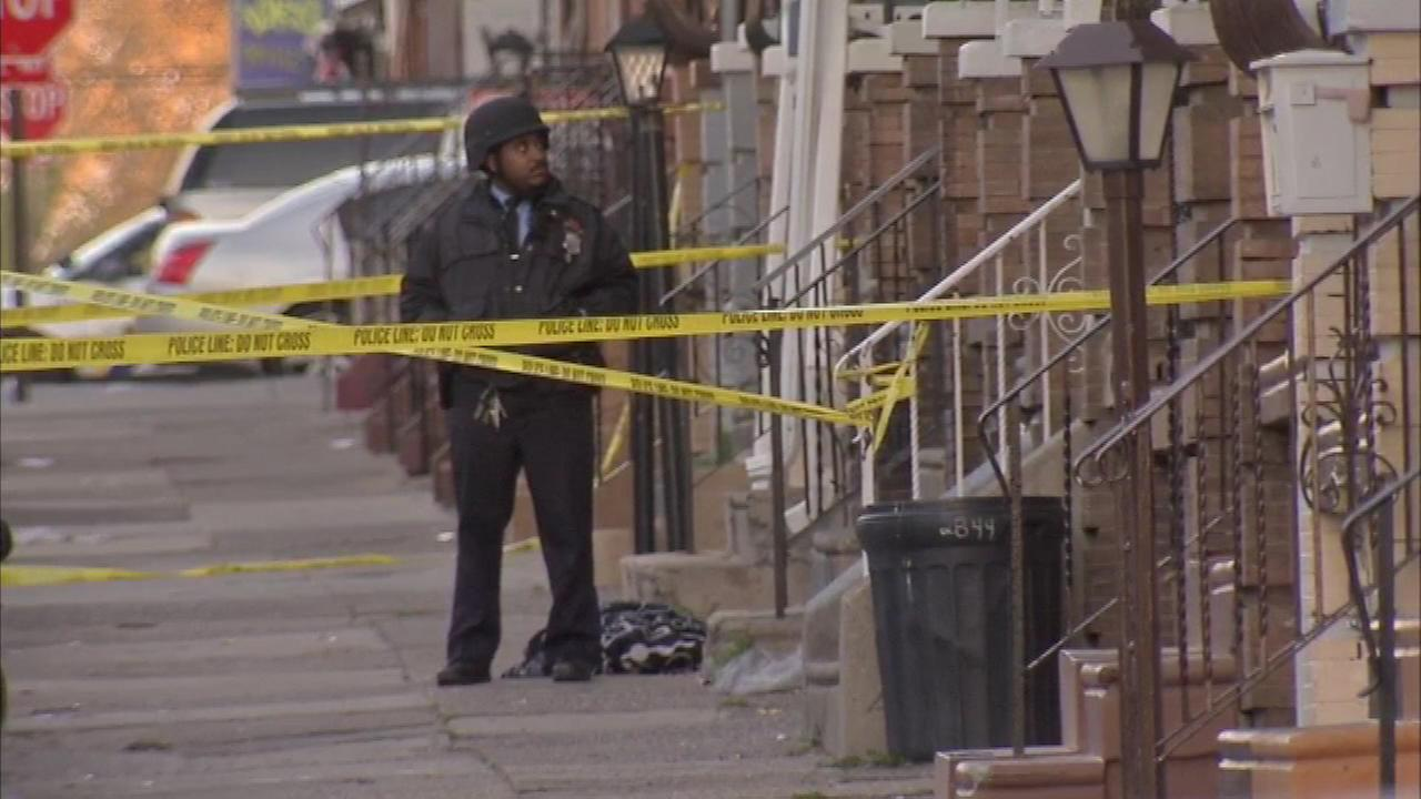 Three people were shot and killed in a shooting in Kensington early Sunday morning.