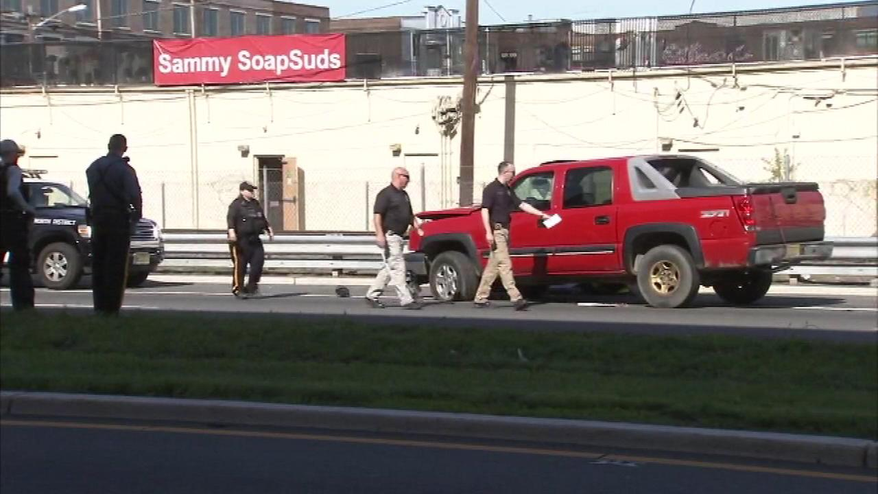 A crossing guard was struck and killed in Trenton.
