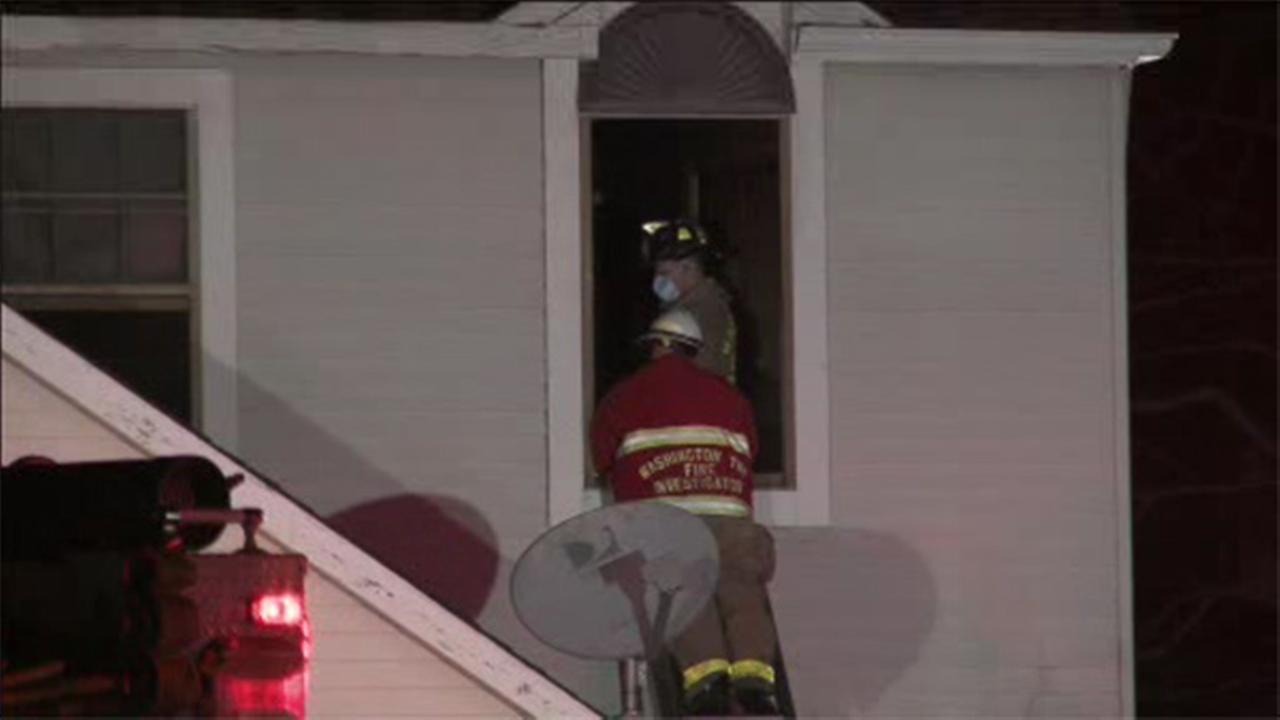 Residents escape flames in Gloucester Co. house