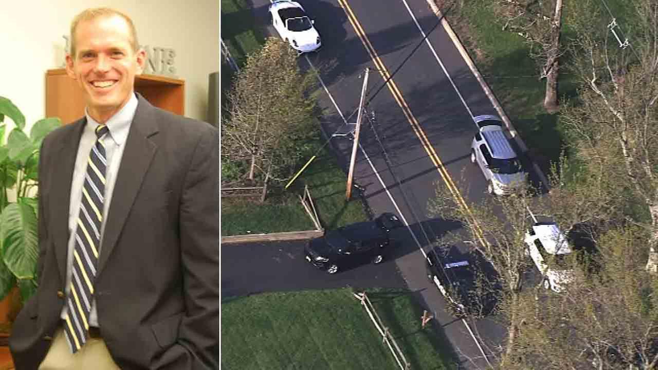 Student driver hits, kills school superintendent out jogging