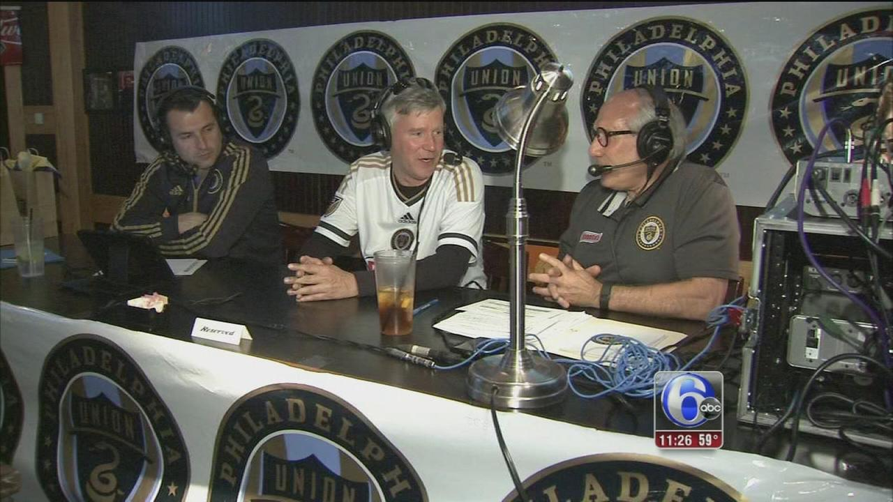 David Murphy, Union Fan On The Radio