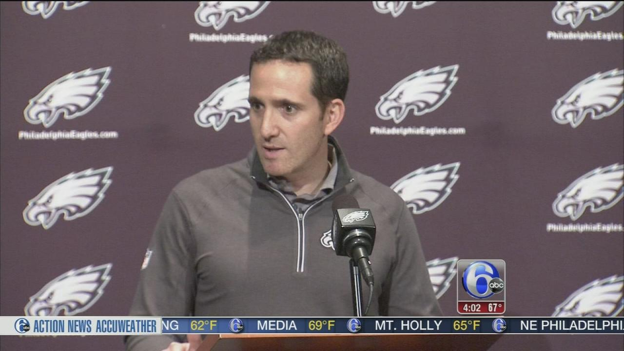 VIDEO: Eagles trade up to No. 2 in 2016 NFL Draft