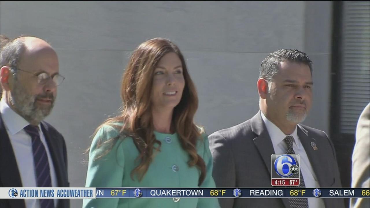 VIDEO: Kathleen Kane wont seek hearing on leaked FBI recordings