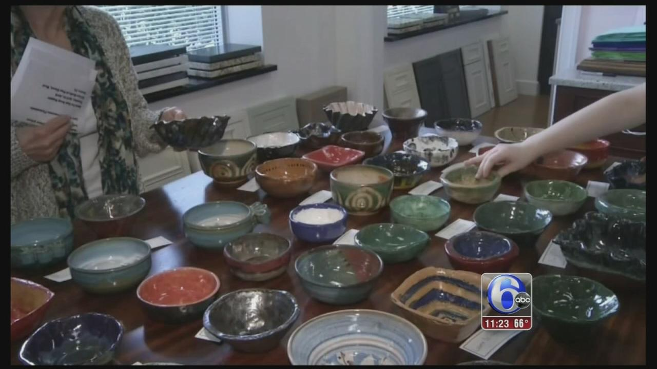 Bowls for Hope Soup Supper fundraiser