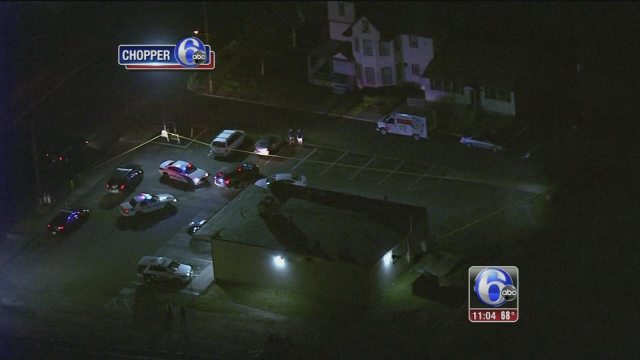 VIDEO: Paulsboro shooting