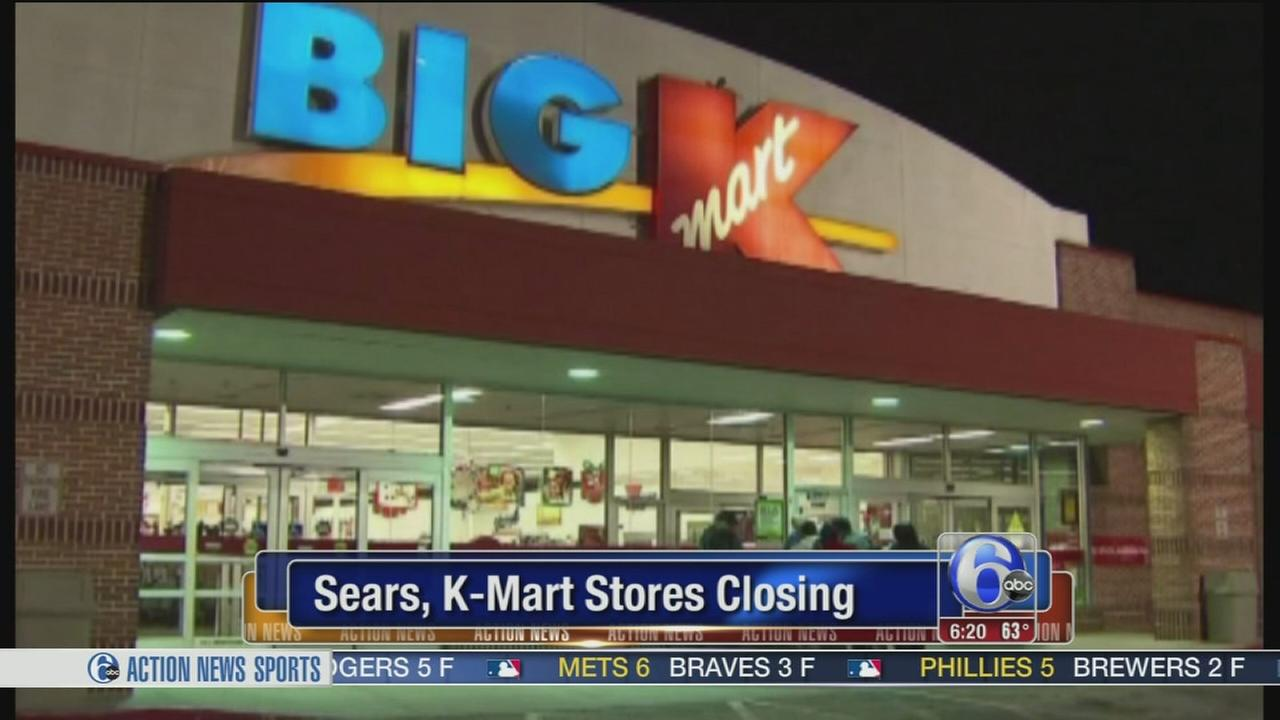 VIDEO: Sears closing Kmart