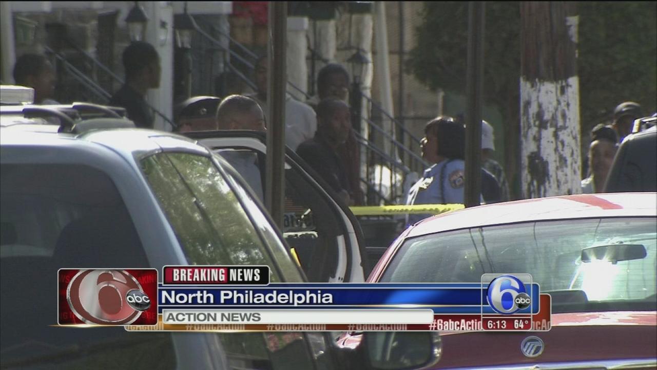 Police man shot to death inside car in north philadelphia for Everblock prix