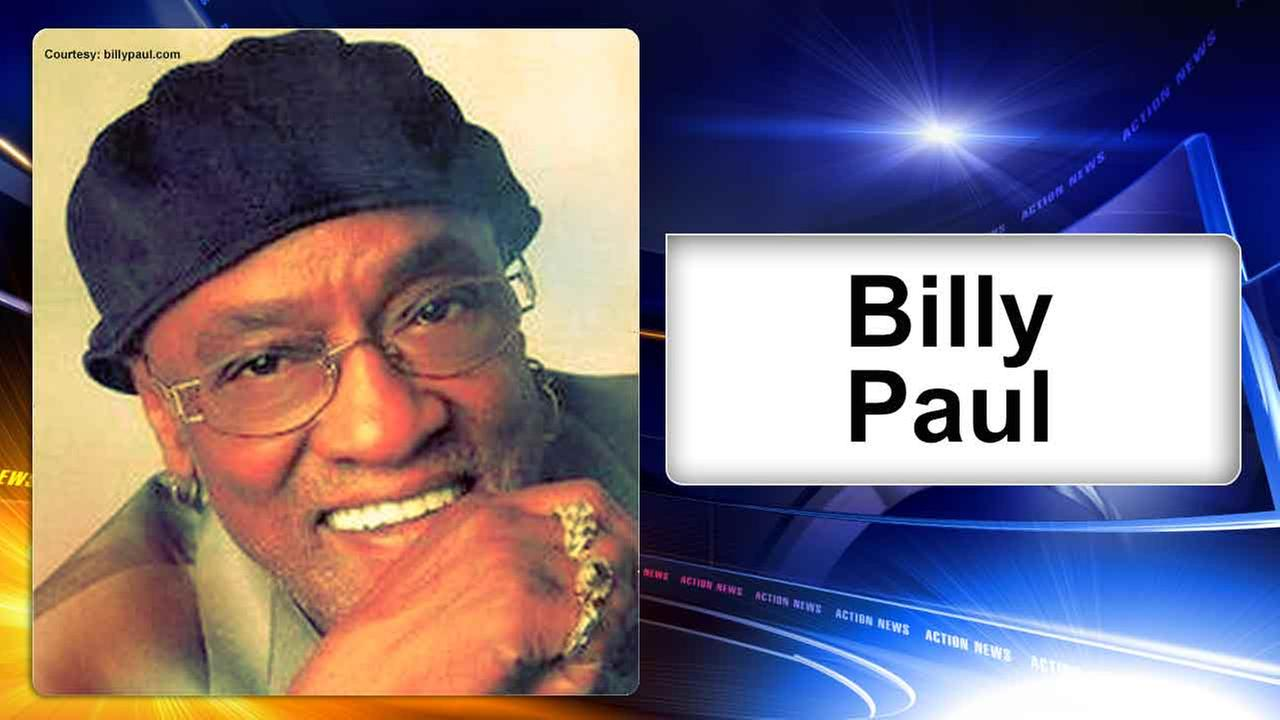 Manager: Philadelphia soul singer Billy Paul dies at 81