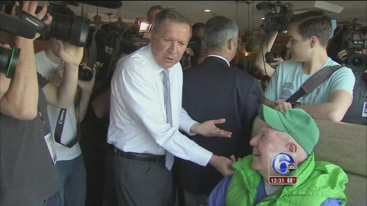 VIDEO: Kasich defends alliance with Cruz