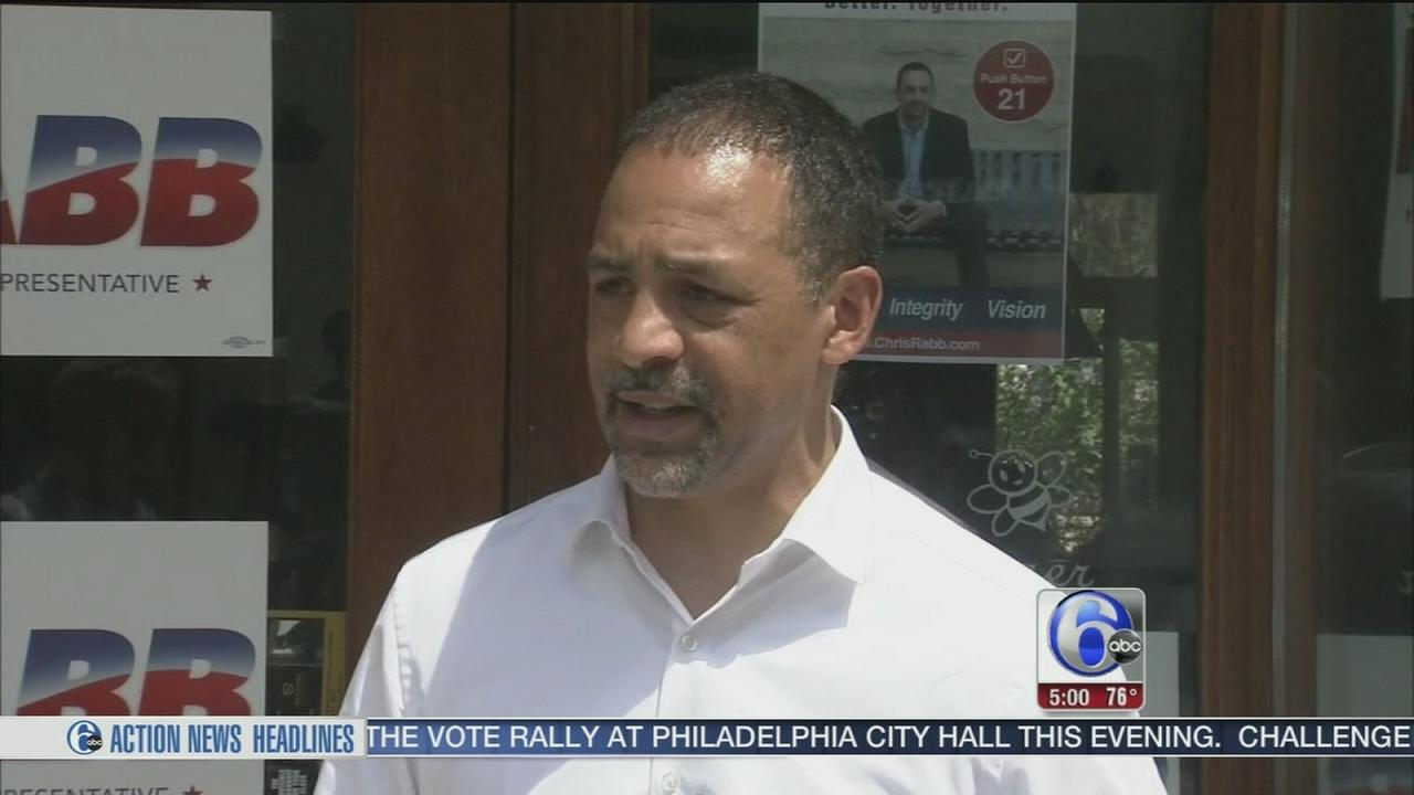 VIDEO: Candidate talks about shooting at campaign stop