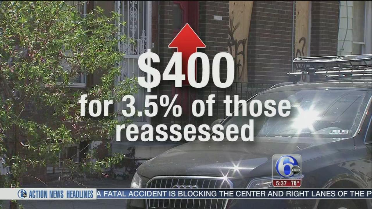 VIDEO: Some Philly property owners could owe more than expected