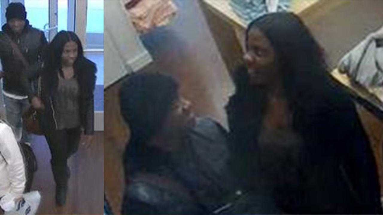 Police: Suspects sought in NJ Gap store theft