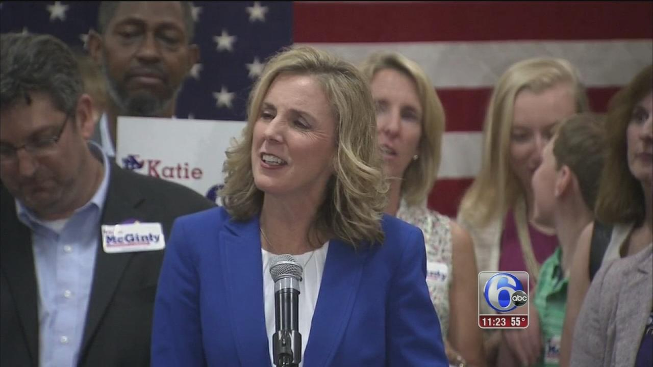 VIDEO: Katie McGinty speaks on the win