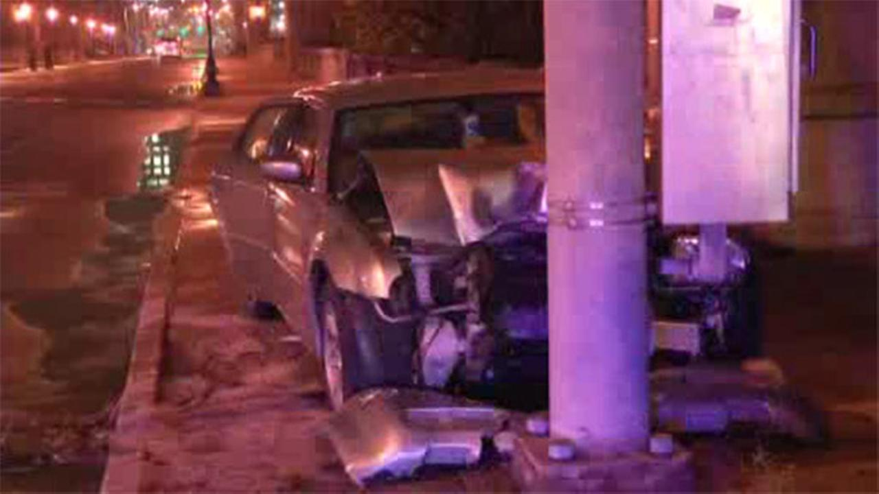 Driver seriously hurt in Wilmington crash