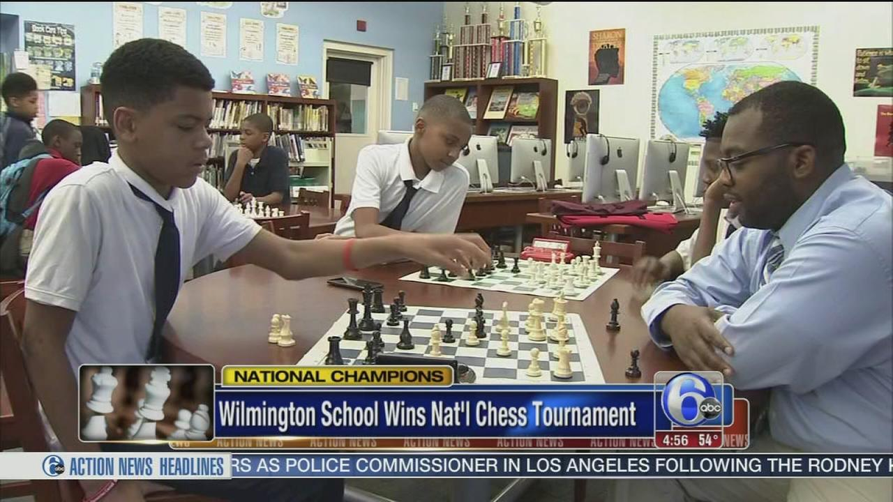 National Chess Champs, again