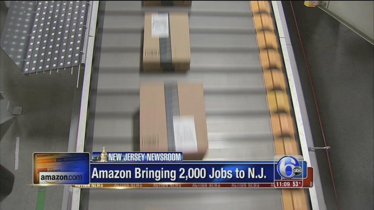 VIDEO: Amazon - NJ