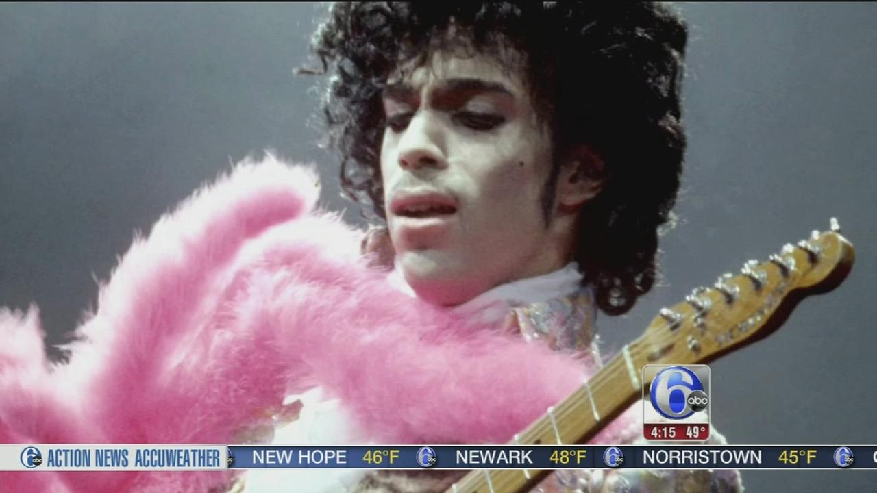 VIDEO: Prescription drugs found near Prince at his home